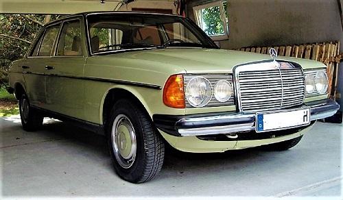 Oldtimer Forum Salzgitter Mercedes Benz